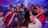 party of a lifetime on the dance floor with rock the house live