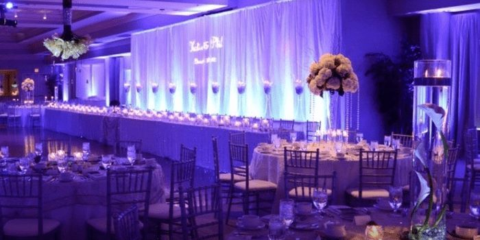 Lighting For Wedding Receptions Can Be Important Setting