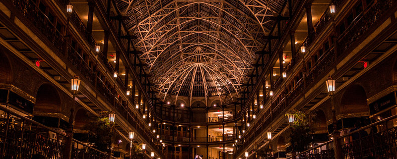 old Cleveland Arcade