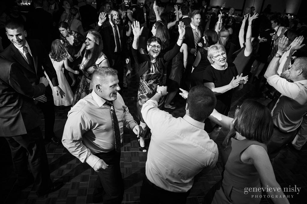 Wedding guest interaction means all guests are on the dance floor