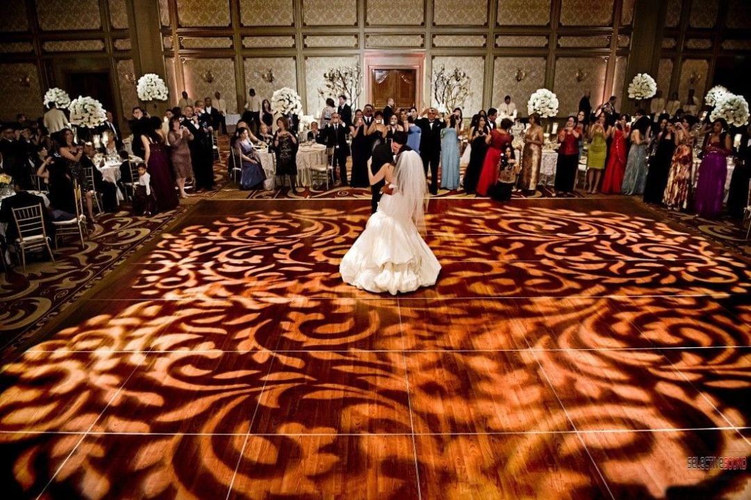 An old dance floor breathes new life!