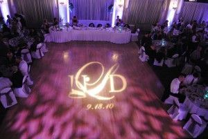 pine ridge country club, decor, Selective Sound, Entertainment, dj, reception, lighting, up lights, gobo, Cleveland, ohio, services, landerhaven, executive caterers