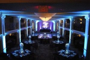 park lane villa selective sound entertainment cleveland wedding dj uplit uplights