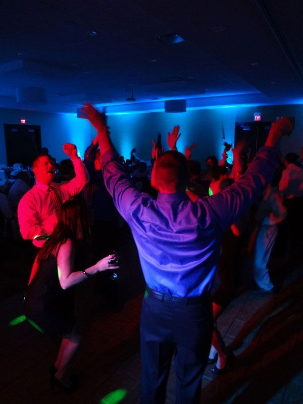 selective sound clevelands wedding event lighting djs