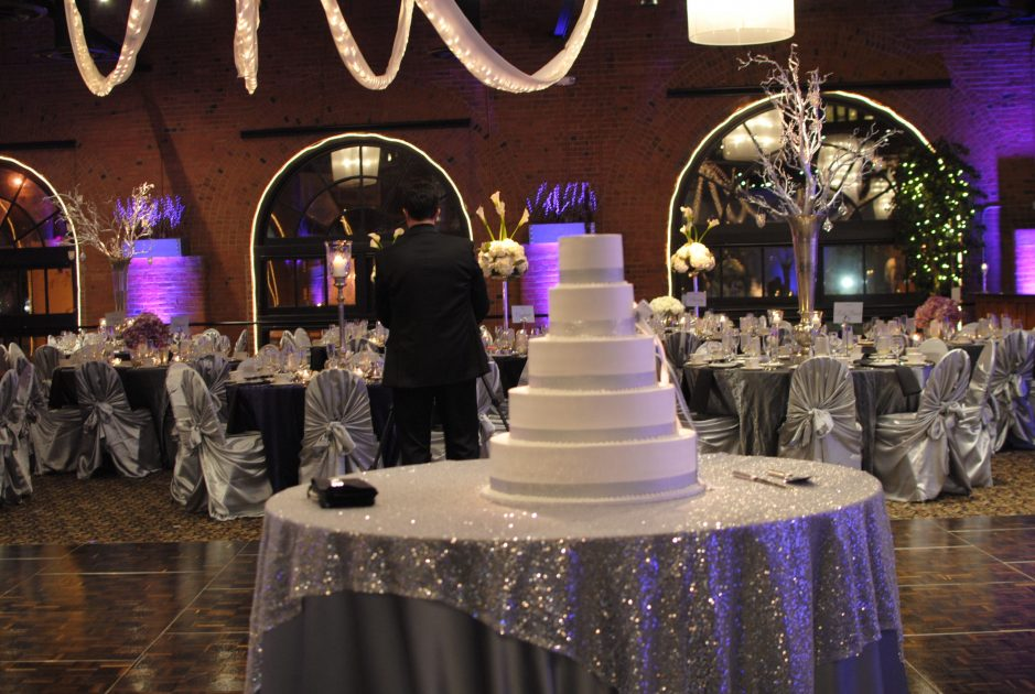 Selective Sound Entertainment Wedding Cake