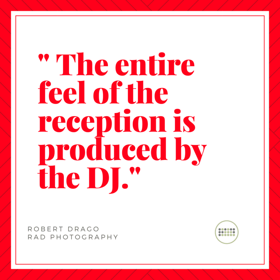 Why Professionals Never Recommend Djing Your Own Wedding