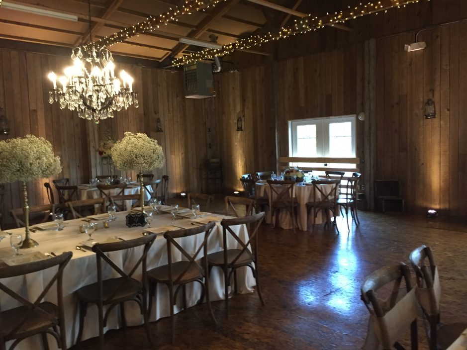 Selective Sound Cleveland Wedding DJs at Brookside Farms