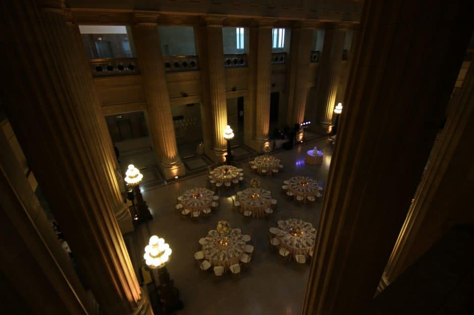 Elegant and Romantic Cleveland City Hall