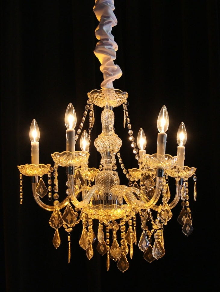 chandelier, wedding chandelier, small wedding chandelier, cleveland wedding chandelier, wedding lighting