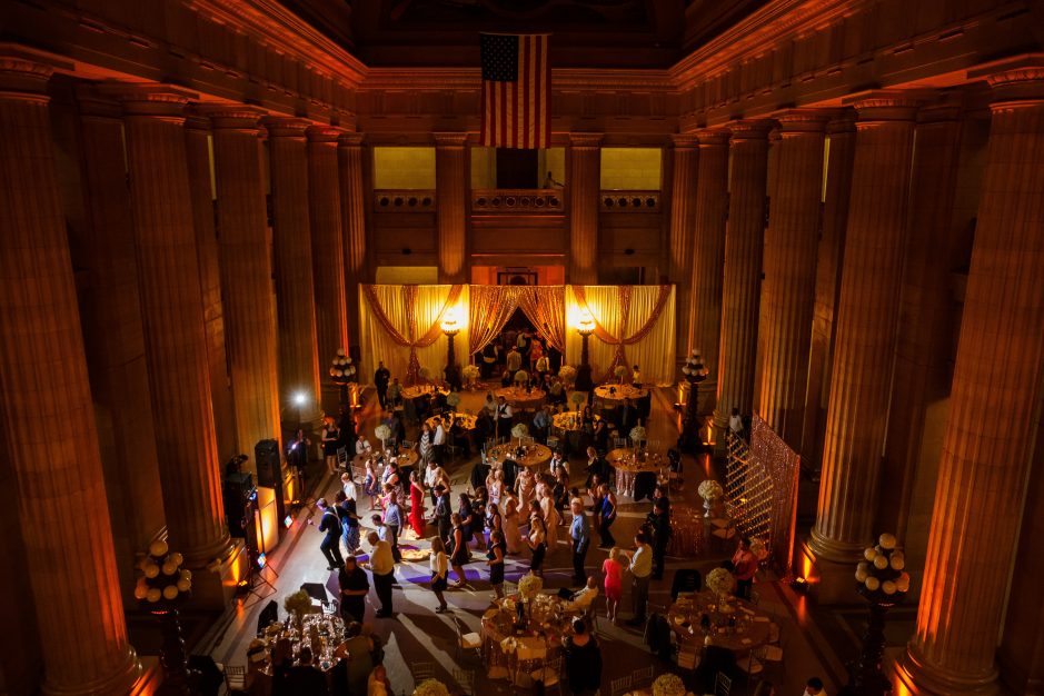 Incredible Cleveland City Hall Wedding