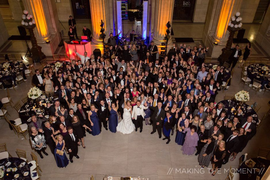 Cleveland City Hall Wedding Picture