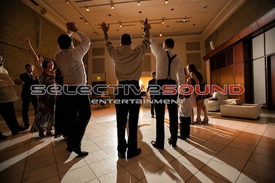 Selective Sound Entertainment Cleveland Museum of Art Wedding